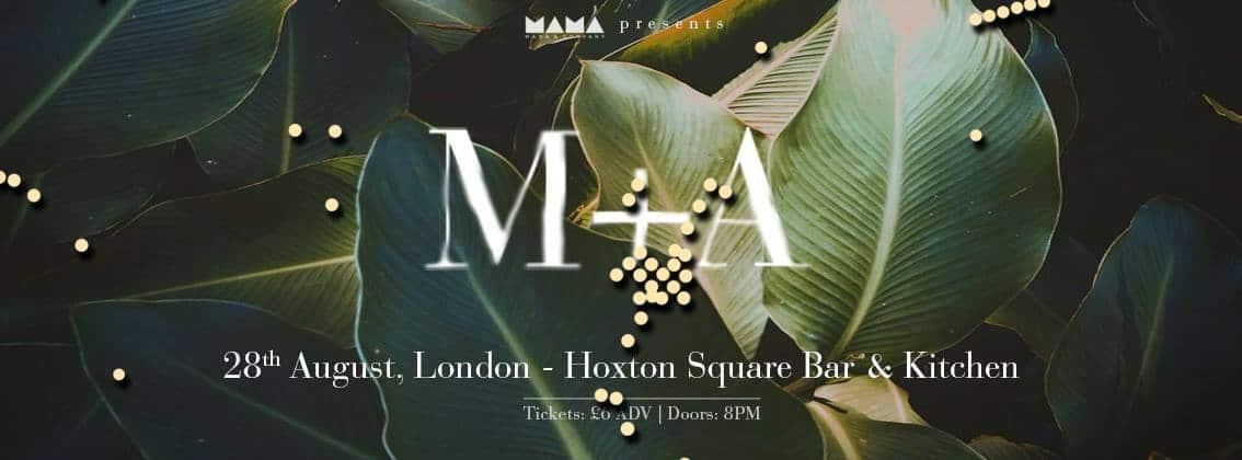 cover social M+A UK tour